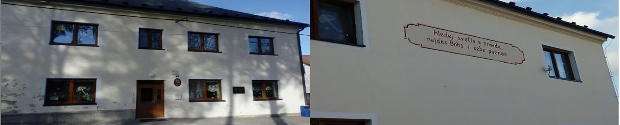Základní škola a Mateřská škola Věcov